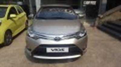 Bán xe ô tô Toyota Vios 1.5G 2016 giá 650 Triệu