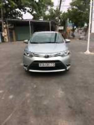 Bán xe ô tô Toyota Vios 1.5G 2017 giá 550 Triệu