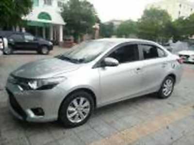 Bán xe ô tô Toyota Vios 1.5G 2017 giá 560 Triệu