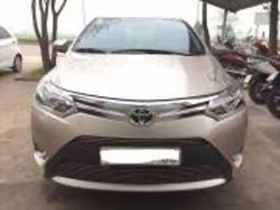 Bán xe ô tô Toyota Vios 1.5G 2017 giá 565 Triệu