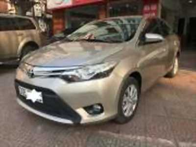 Bán xe ô tô Toyota Vios 1.5G 2017 giá 575 Triệu
