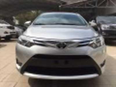 Bán xe ô tô Toyota Vios 1.5G 2018 giá 540 Triệu