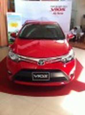 Bán xe ô tô Toyota Vios 1.5G 2018 giá 544 Triệu