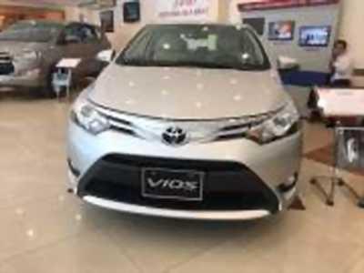 Bán xe ô tô Toyota Vios 1.5G 2018 giá 550 Triệu