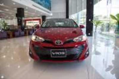 Bán xe ô tô Toyota Vios 1.5G 2018 giá 606 Triệu tại quận 1