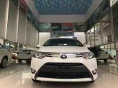 Bán xe ô tô Toyota Vios 1.5G 2018 giá 606 Triệu