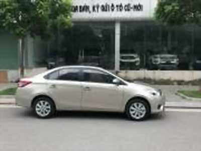 Bán xe ô tô Toyota Vios E 2017 giá 502 Triệu
