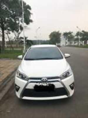 Bán xe ô tô Toyota Yaris 1.5G 2017 giá 685 Triệu