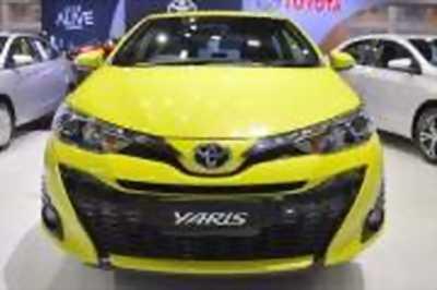 Bán xe ô tô Toyota Yaris 1.5G 2018 giá 642 Triệu
