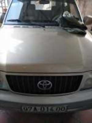 Bán xe ô tô Toyota Zace DX 2003 giá 172 Triệu