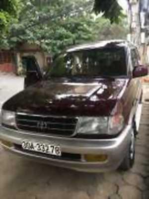 Bán xe ô tô Toyota Zace GL 2002 giá 205 Triệu