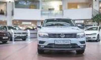 Bán xe ô tô Volkswagen Tiguan Allspace 2018 giá 1 Tỷ 699 Triệu quận gò vấp
