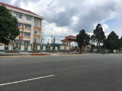 Bán đất mặt tiền chợ 396tr/421m2, gần trường ĐH Việt Đức