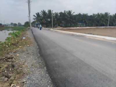 Đất góc 2MT 100m2 đường Vườn Thơm tại Bình Chánh, SHR