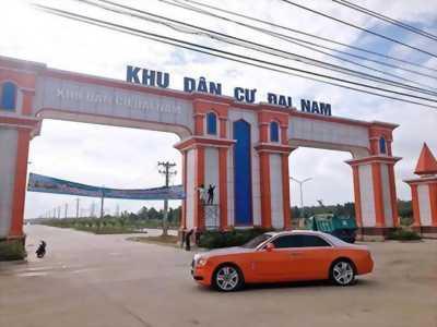 Xây dựng TTTM, Phòng Khám của lương y Võ Hoàng Yên và trường mầm non trong KDC Đại Nam