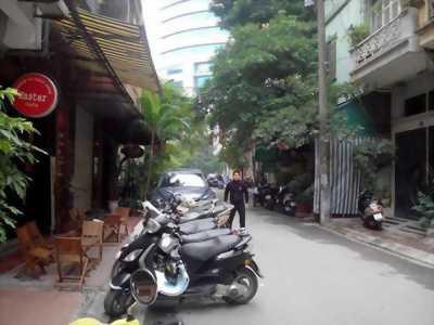 Bán nhà 75m2 kinh doanh , mặt ngõ phố HOÀNG CẦU .