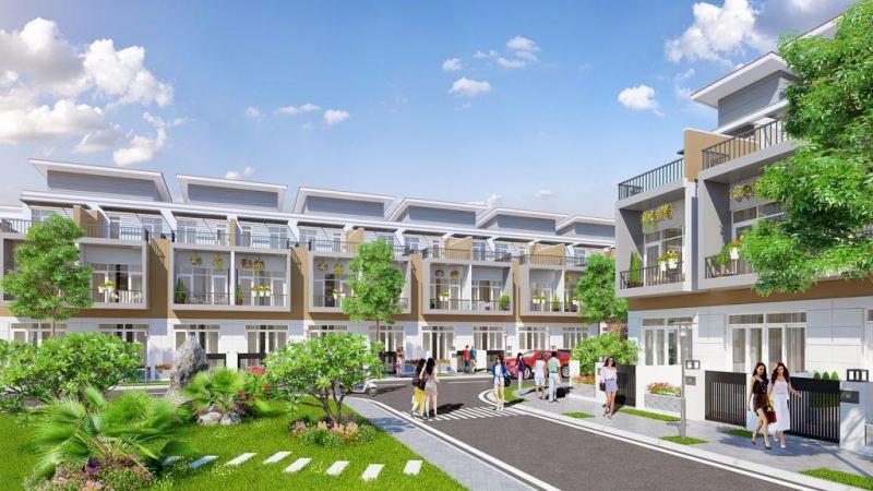 Bán Biệt Thự Nhà phố Nghĩ Dưỡng Cấp Nam Sài Gòn