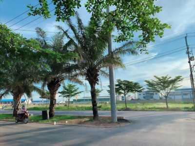 Ngân hang SACOMBANK và VIB liên kết thanh lý gấp 43 nền đất khu dân cư Trần văn Giau