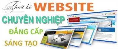 Thiết kế website uy tín, chất lượng tại Gò Vấp