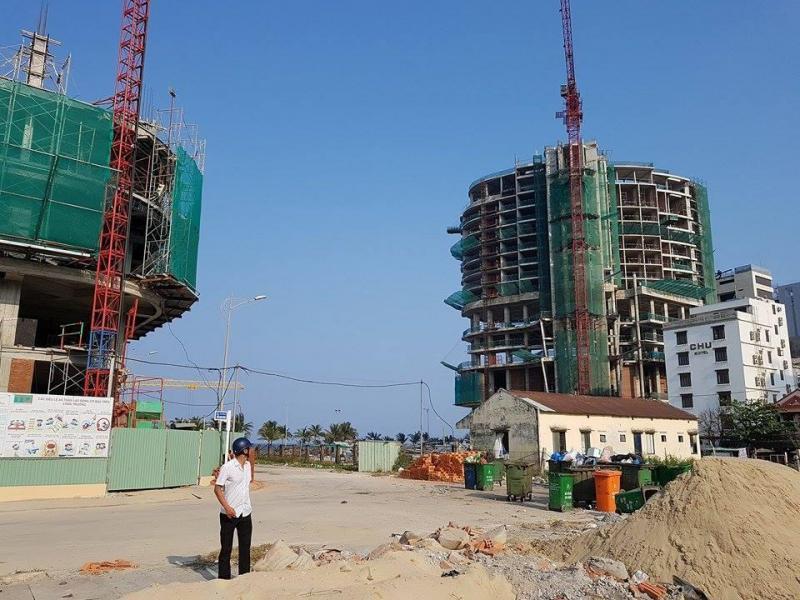 Bán nhà đất mặt tiền đường Nguyễn Hữu Thọ, Đà Nẵng