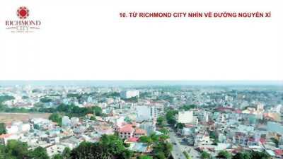 Ưu đãi hấp dẫn C/Kh lên đến 3% tại dự án Richmond City Bình Thạnh