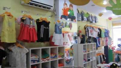 Sang lại shop Mẹ & Bé hẻm Điện Biên Phủ