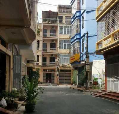 Đất phân lô cán bộ Nguyễn Viết Xuân, 48m, mt 5, ô tô