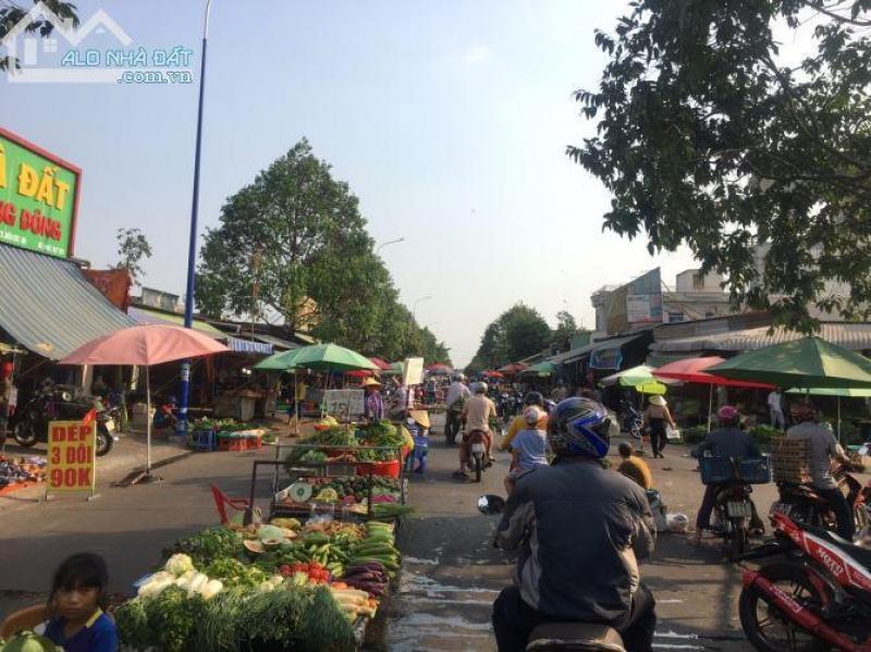 Chính chủ cần tiền trả nợ bán gấp lô đất 600m2(20x30) gần chợ tại khu đô thị