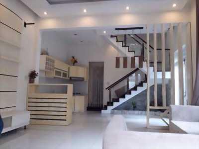 Biệt thự mt Hoàng Phan Thái, 6 x 20m, SHR