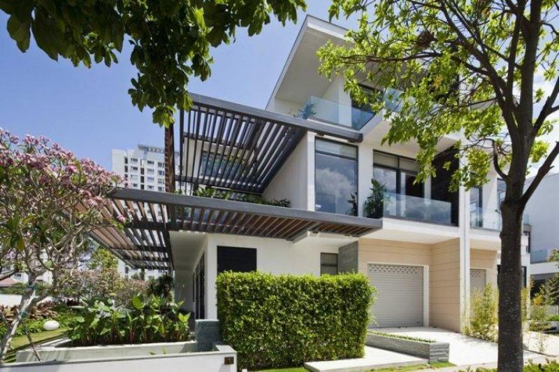 Biệt thự Huyện Bình Chánh 280m² SHR MT QL1A