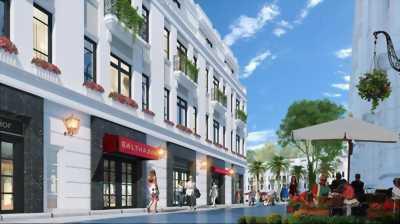 Bán nhà Shophouse dự án khu phố châu Âu Thái Nguyên