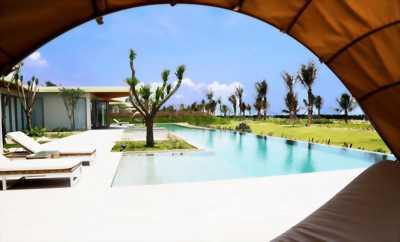 Giới đầu tư Hà Nội phát sốt với biệt thự nghỉ dưỡng Ngà Voi