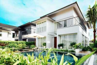 Cần bán lại 2 căn nhà phố Swan Bay DT 7x18m, 1 trệt 2 lầu