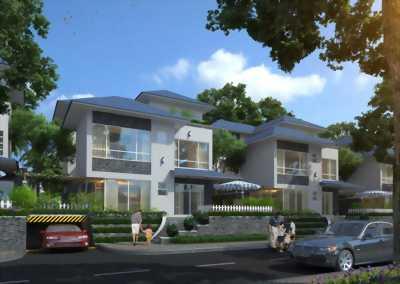 Mở bán nhà phố trong khu đô thị Swan Bay nằm bán đảo Đại Phước,