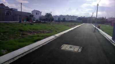 Đất liền kề mặt đường 58m khu đô thị ao tiên đặc
