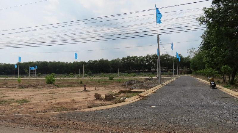 Bán lô đất thổ cư mặt đường liên xã, xã đông xá