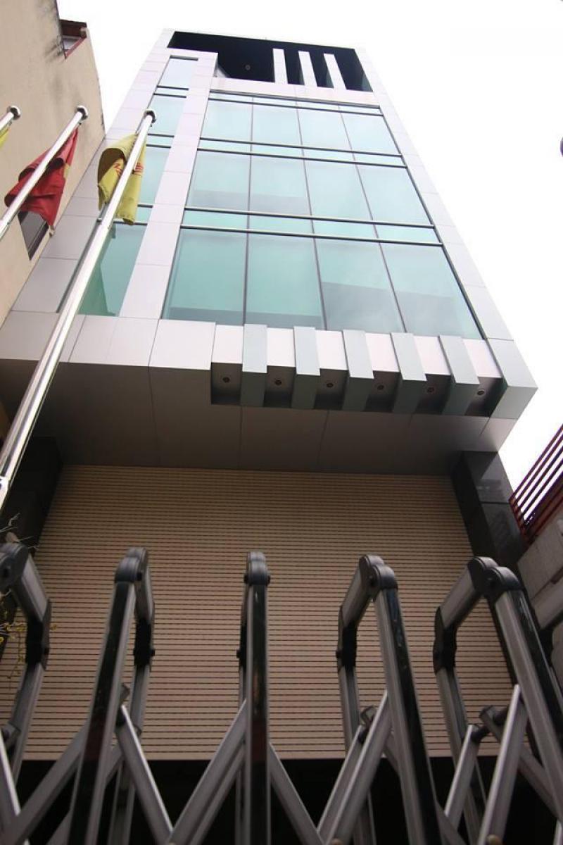 Cho Thuê Nguyên Tòa Nhà Văn Phòng 127 Hoàng Hoa Thám