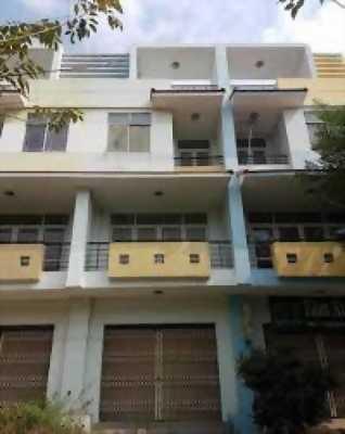 Long Phú Villa 5x18, 1 trệt 3 lầu, SHR, QL1A