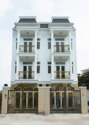 Bán khu nhà thông khu Phú Nhuận, đối diện UBND Q.12.