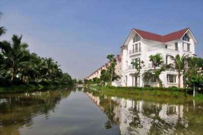 Biệt thự, nhà phố thương mại Đảo Kim Cương q2, view sông