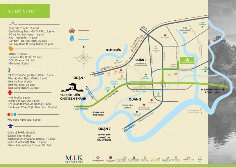 Ngân Hàng VPBank Tri Ân Khách Hàng Với 10 Suất Nội Bộ Của Dự Án PARK RIVERSIDE Quận 9.