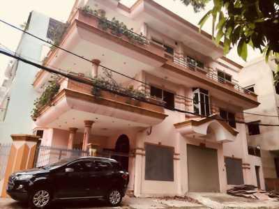 Bán biệt thự ngay trung tâm Khu Tên Lửa, Q. Bình Tân