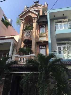 Villa mini 1 trệt 2 lầu 4 x 17m đường Lê Văn Thọ