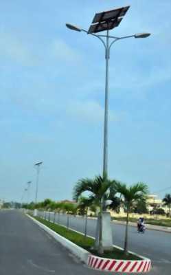 Hệ thống đèn đường năng lượng mặt trời