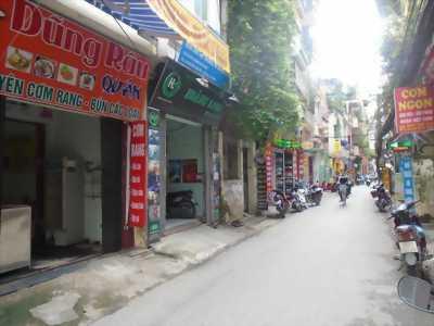Bán nhà mặt ngõ Phúc Tân