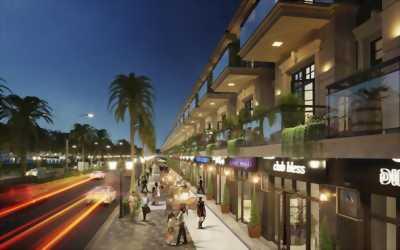 Lakeside Infinity, bán 30 căn nhà phố thương mại