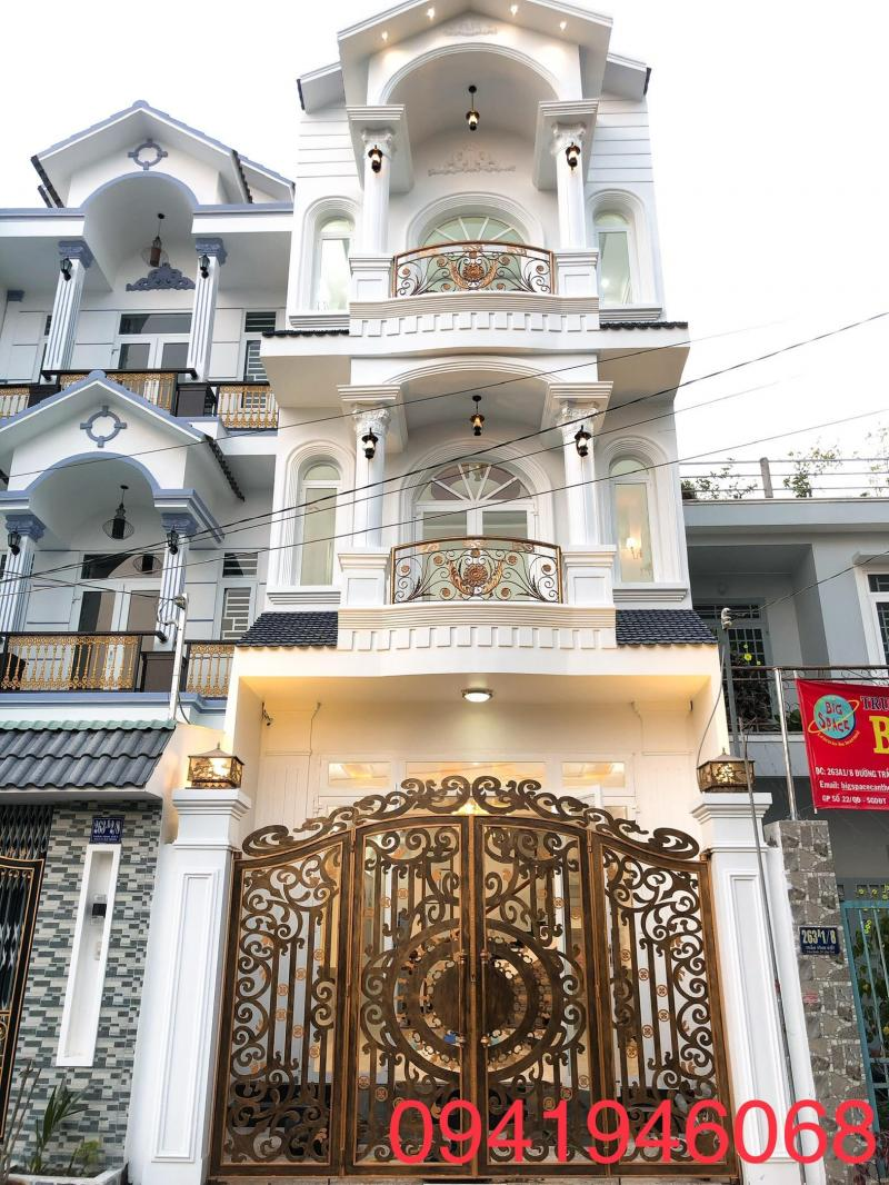 Bán Biệt Thự Trần Vĩnh Kiết, An Bình, Ninh Kiều, Cần Thơ.