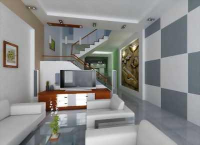 Bán nhà *4x18m*, HXH(8m), 2 Lầu BTCT Nguyễn Thái Bình