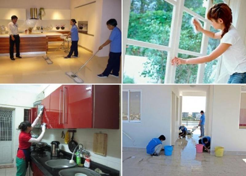 Dịch vụ vệ sinh công nghiệp, vệ sinh nhà máy