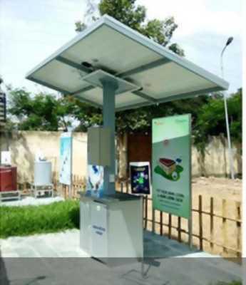 Hệ thống chạm sạc điện mặt trời
